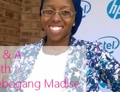 Q & A with Lebogang Madise